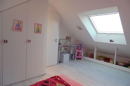 Grande maison familiale à 30km au sud de Paris - Ormoy - Rumah