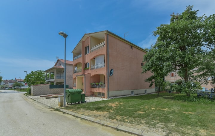 Apartment Kristijan with Balcony in Funtana