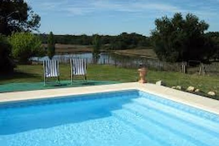 Finca encantadora/piscina - 35 min. de Burdeos E - Montlieu-la-Garde - 게스트하우스