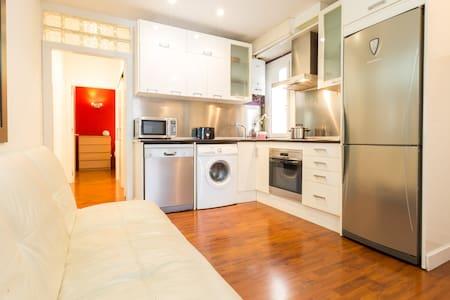 Precioso apartamento WIFI a 10 minutos de la playa - Barcelona - Apartment