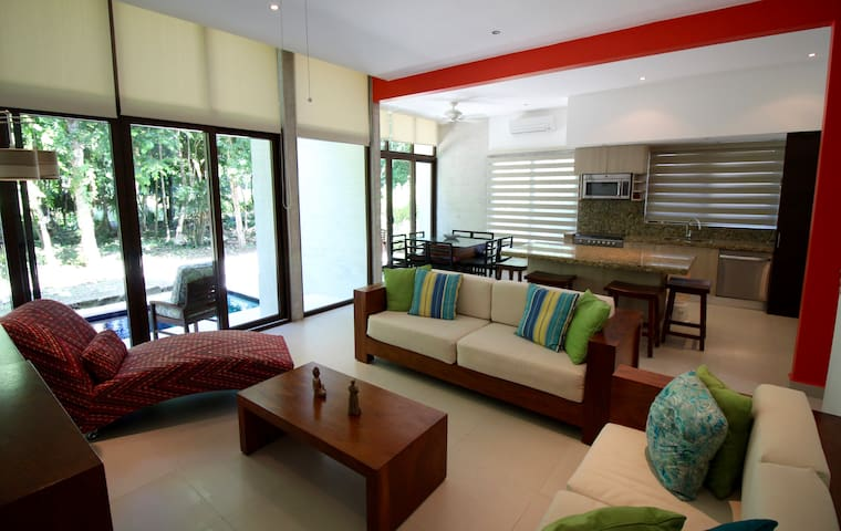 Paradise Found in the Heart of TAO - Akumal - House