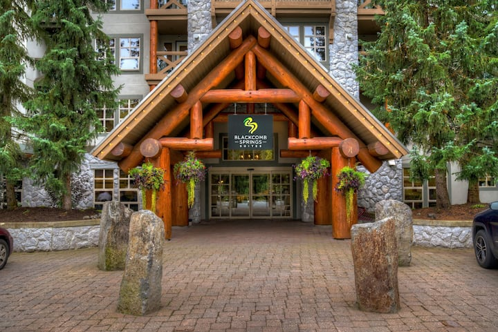 Blackcomb Springs Suites by Clique 2 Bed Slopeside