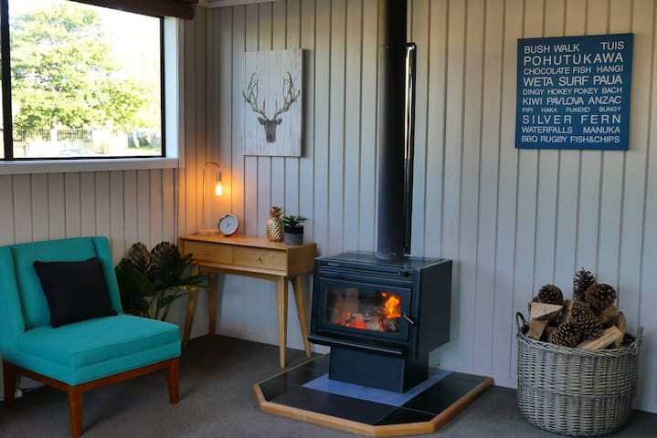 Turangi bach - Free WIFI - Exclusively Yours - Turangi - Maison