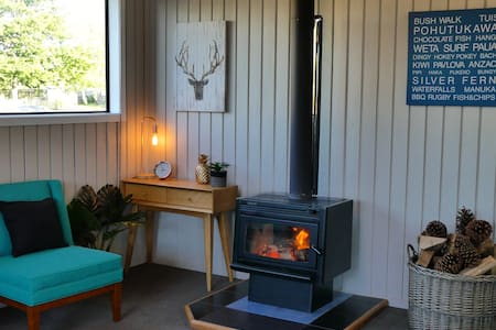 Turangi bach - Free WIFI - Exclusively Yours - Turangi