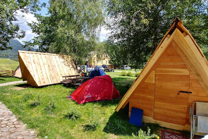 Cvet Gora - Glamping Tent with mountain view 5