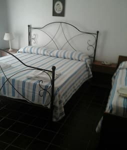 casa vacanze santa rosalia - Lentiscosa - Talo