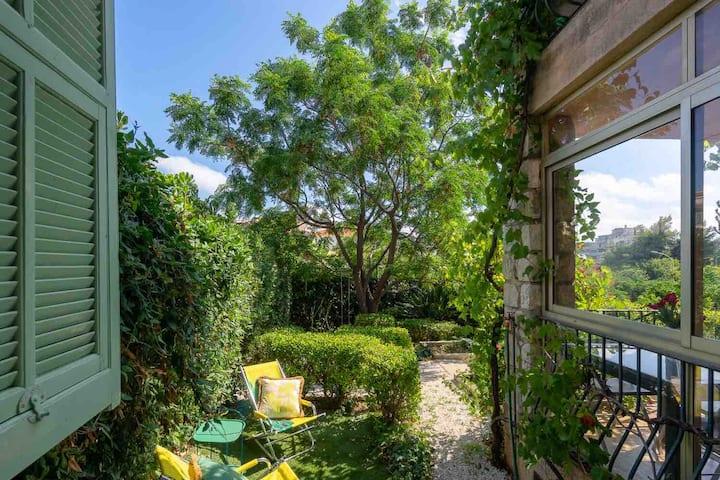 Bel appartement/villa proche mer -Nice Côte d'Azur