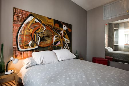 Double room gracia II - Barcelona