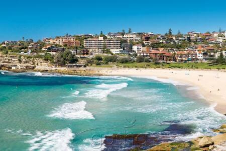 1 Bedroom Beach Pad Near Tamarama & Bondi Beach - Bronte - Apartemen