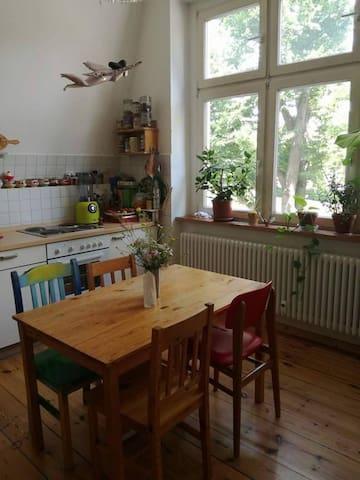 Klassische Altbauwohnung Zentrum Fürstenwalde