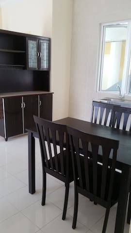 Cosy,Clean & Nice Miri Apartment