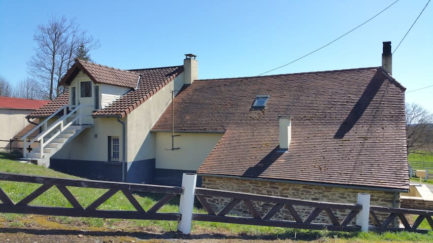 Stable Room - Coussac-Bonneval - ลอฟท์