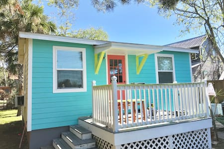 The St Augustine Tiny House - walk to everything!!