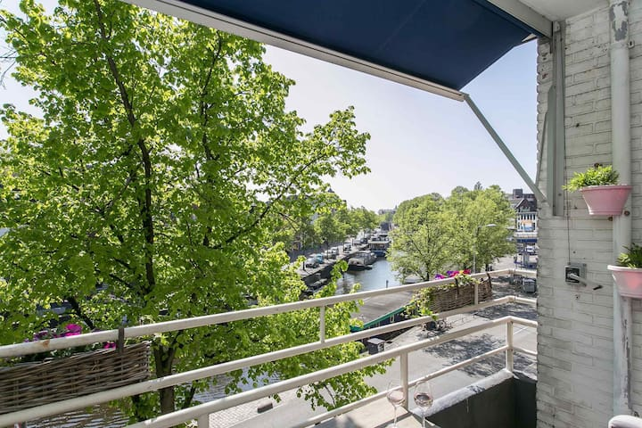 Central city apartment with Amazing views