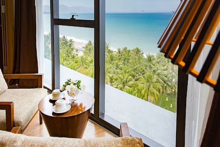 Comfy apt with stunning Ocean view - Thành phố Nha Trang - Daire