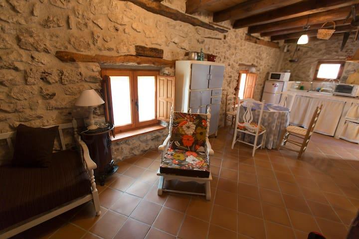 bonita casa en Fuentes de Cuellar
