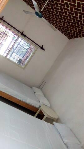 Confortables habitaciones Ex-Hacienda de Temixco - Temixco - Huis