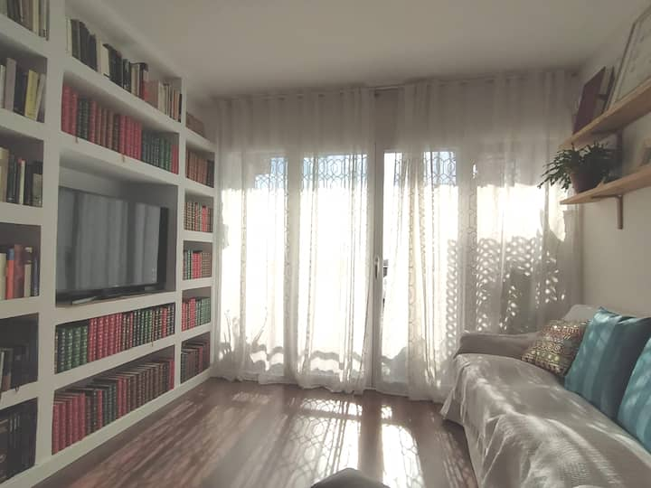 Precioso piso junto al Parque Warner de Madrid.