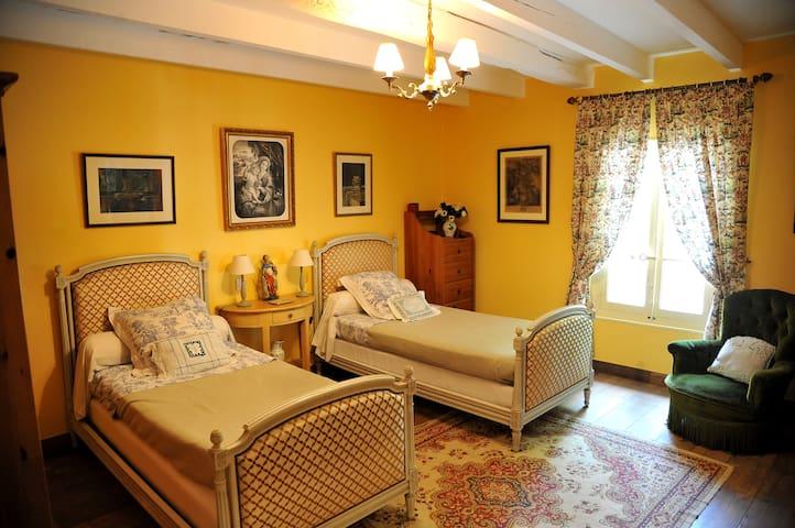 La Terrasse - Lamothe-Capdeville - Apartment