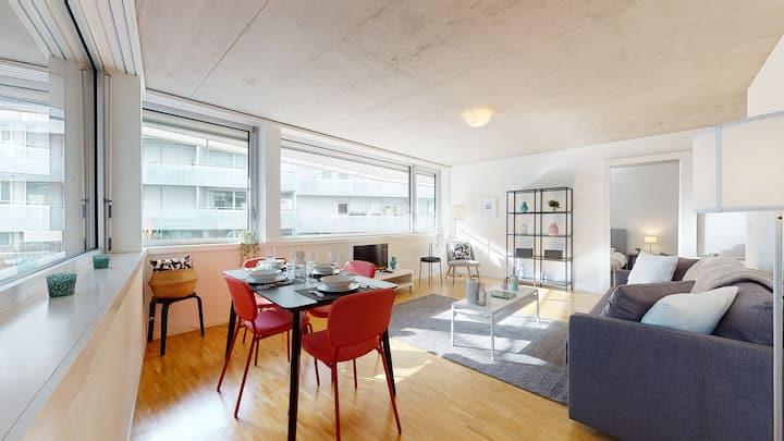 Hell und leuchtend ☀ 1-Zimmer-Wohnung im Zentrum
