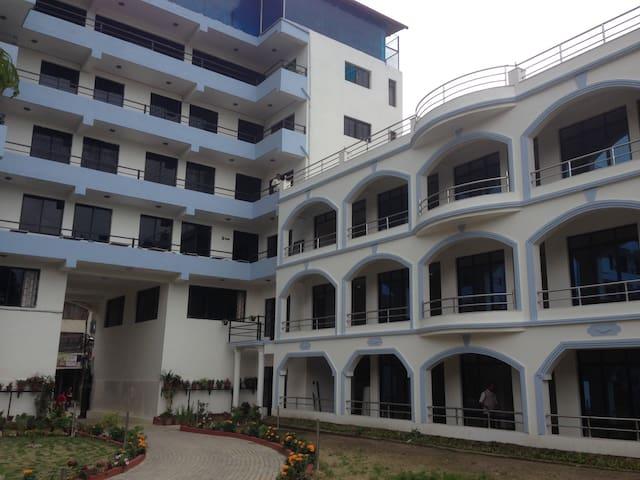 "Hotel Satyam  ""The world heritage sites :  Panauti  Chandeswori"