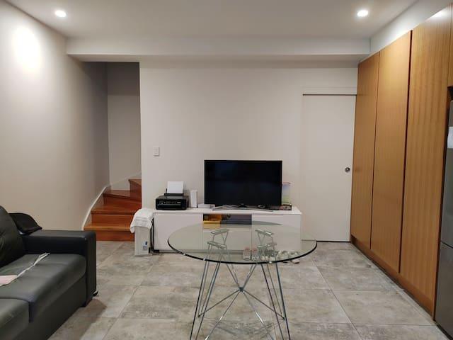 Sydney city sweet quiet family flat