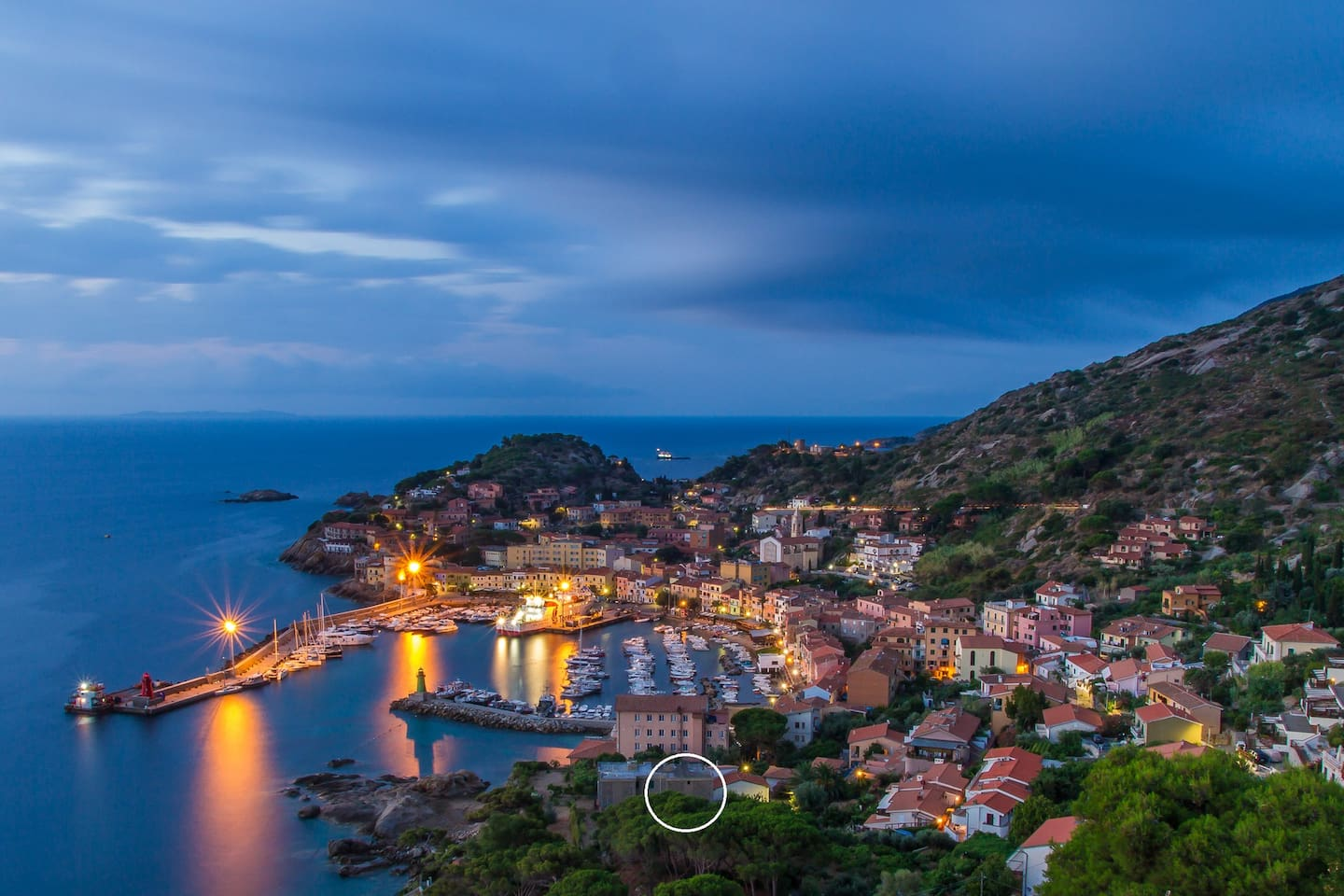 Welcome to the island of Giglio