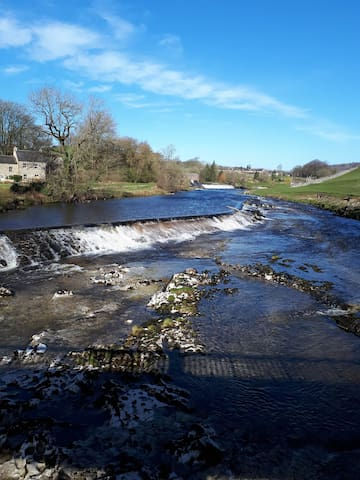 Linton Falls, The Yorkshire Dales,   Rm1