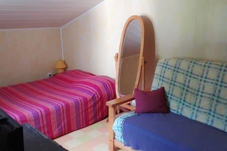 Chambre à 20 minutes du littoral Vendéen - Aizenay - Casa