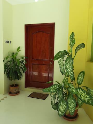 101B Apt Main Entrance