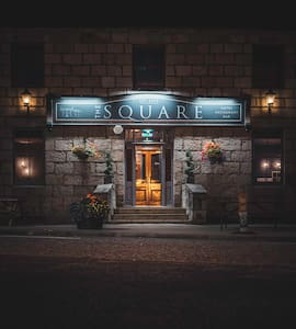The Square Hotel (x1 Double Room)