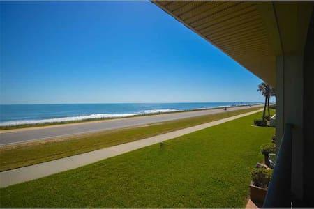 SWV1790  Sea Watch Villa beach views on all levels - Flagler Beach
