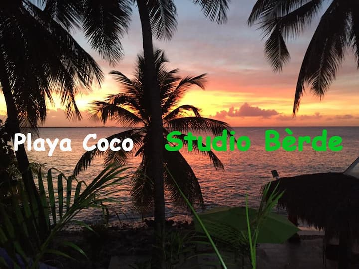 PlayaCoco, most beautiful view on the Caribic SeaG