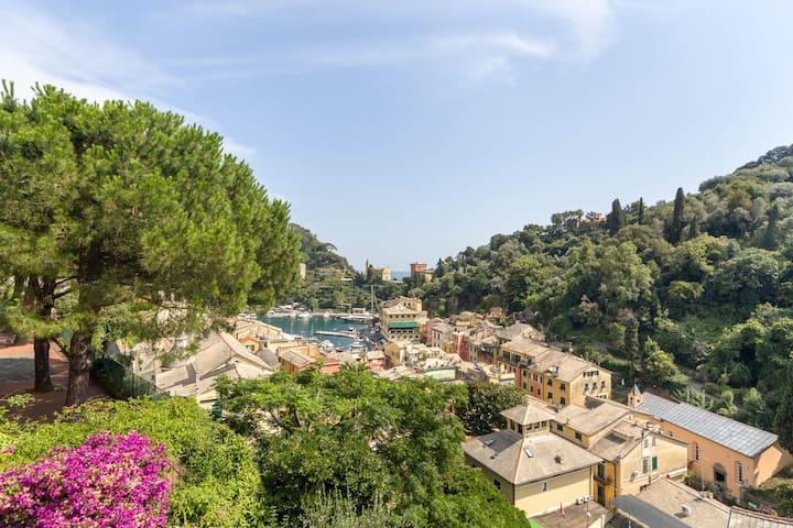Portofino house with terraces - Portofino - Ev