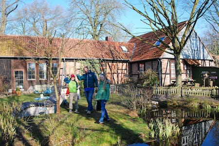 Gästehaus Kienmoor - Burgwedel - Lejlighed