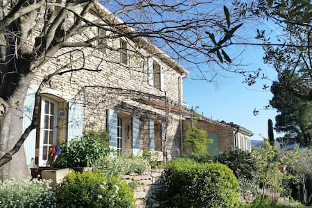 B&B in a unique place in Provence. - Goult - 住宿加早餐