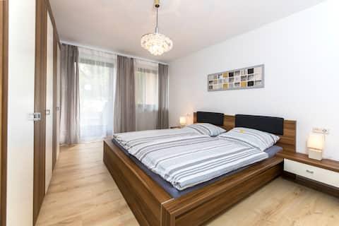 80qm apartment near Weiden, 25km to Grafenwöhr