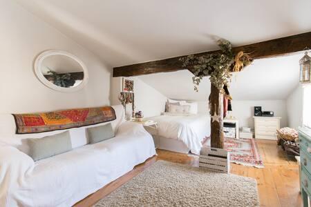 Cozy attic in the heart of Bilbao - Bilbao