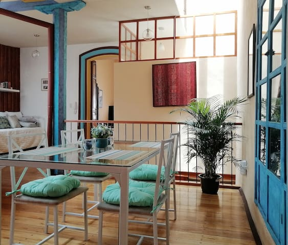 Charming apartment in the center of the city!!