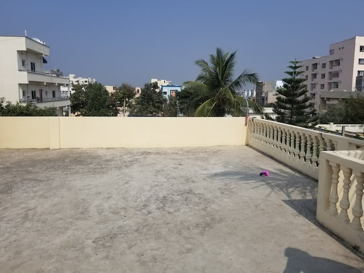 Penthouse in Hayatnagar, very near to highway