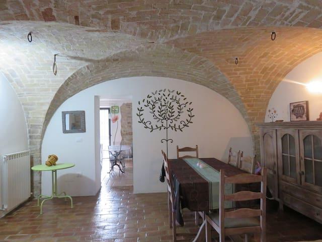 Casa Chiara  :   maison typique des Abruzzes - Penne - Rumah