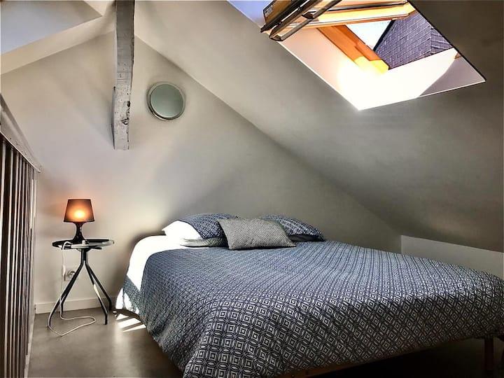 Appartement Spacieux - Ty Seniorita (Hypercentre)
