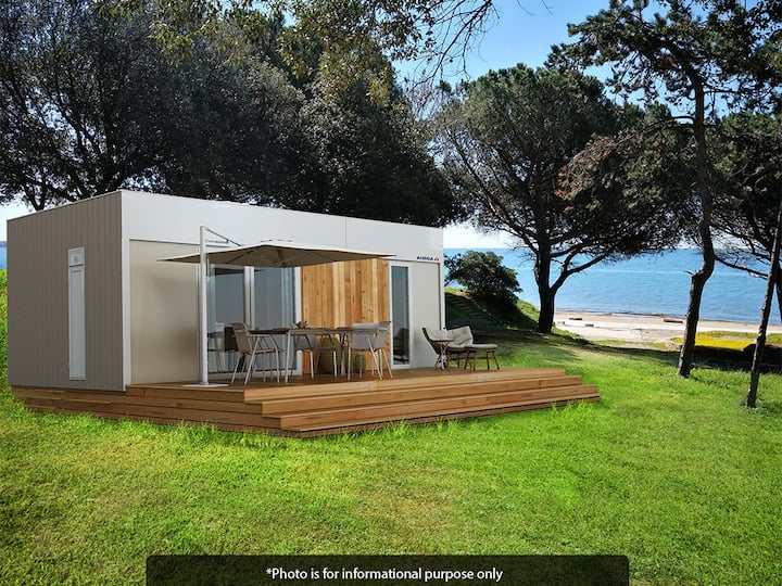 Beach Mobile Home near Novigrad