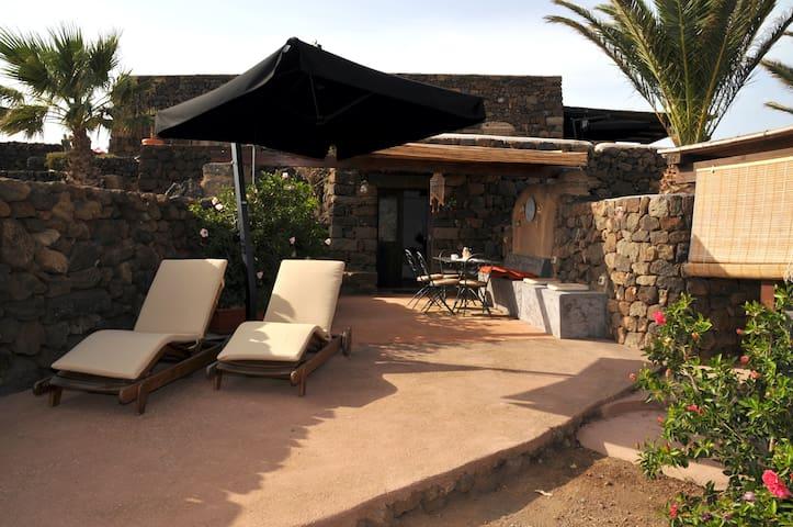 I Dammusi della Via Lattea - Orione - Pantelleria - 단독주택