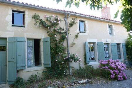 En Vendée, maison de charme proche Puy du Fou - La Caillère-Saint-Hilaire - 獨棟