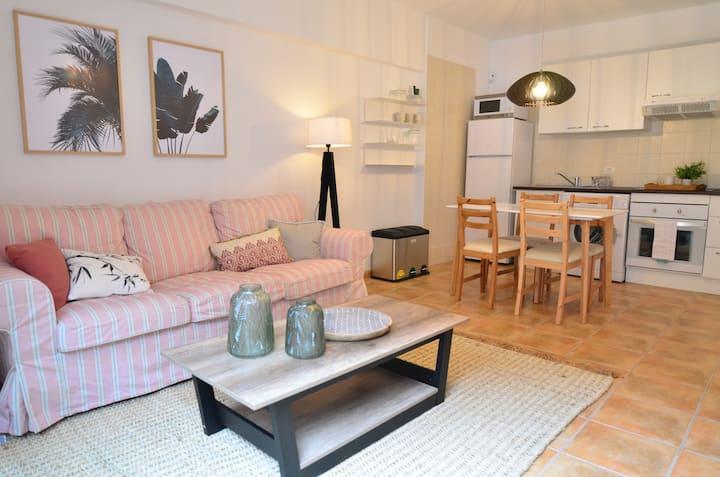 Exquisito y moderno apartamento con vistas