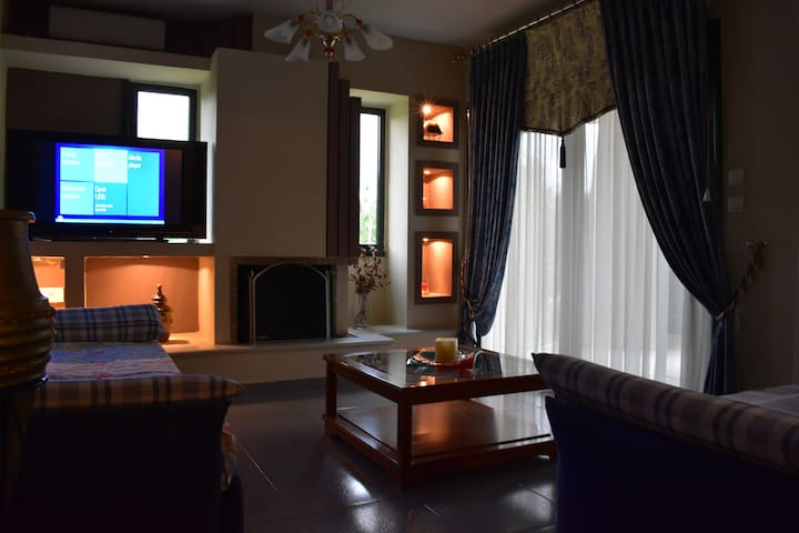 Modern & Cozy Apartment near Volos