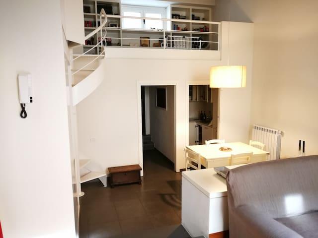 Mugello-Appartamento in centro a Borgo San Lorenzo