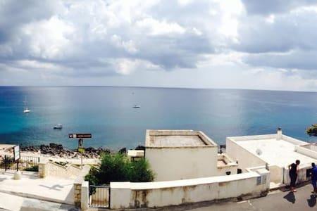 TERRAZZA sul mare di Castro Marina - Castro Marina