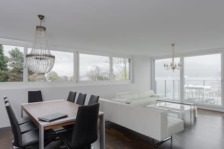 Das schönste Penthouse am Zürichsee - Stäfa - Apartment